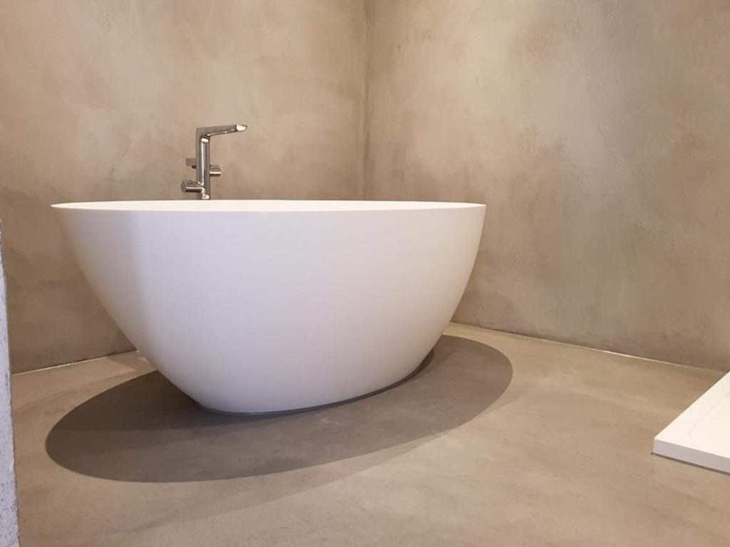 Coprox Betonlook badkamer