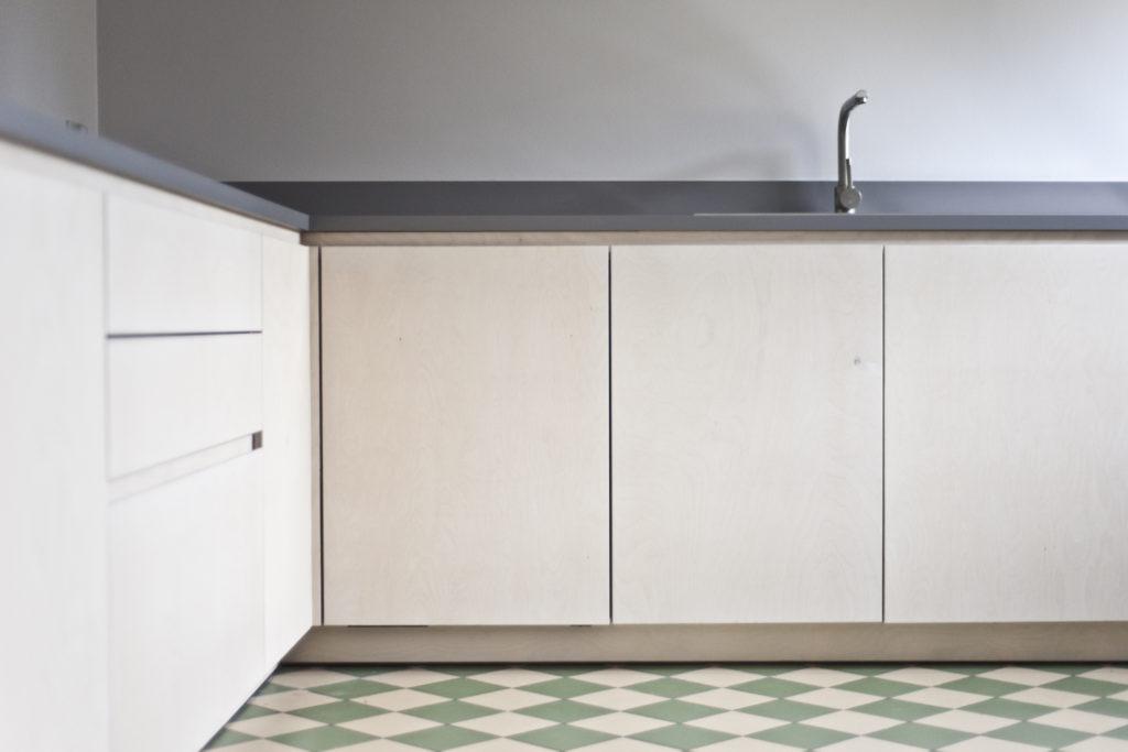 schilder voor keuken