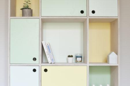 schilderwerken keukenkast