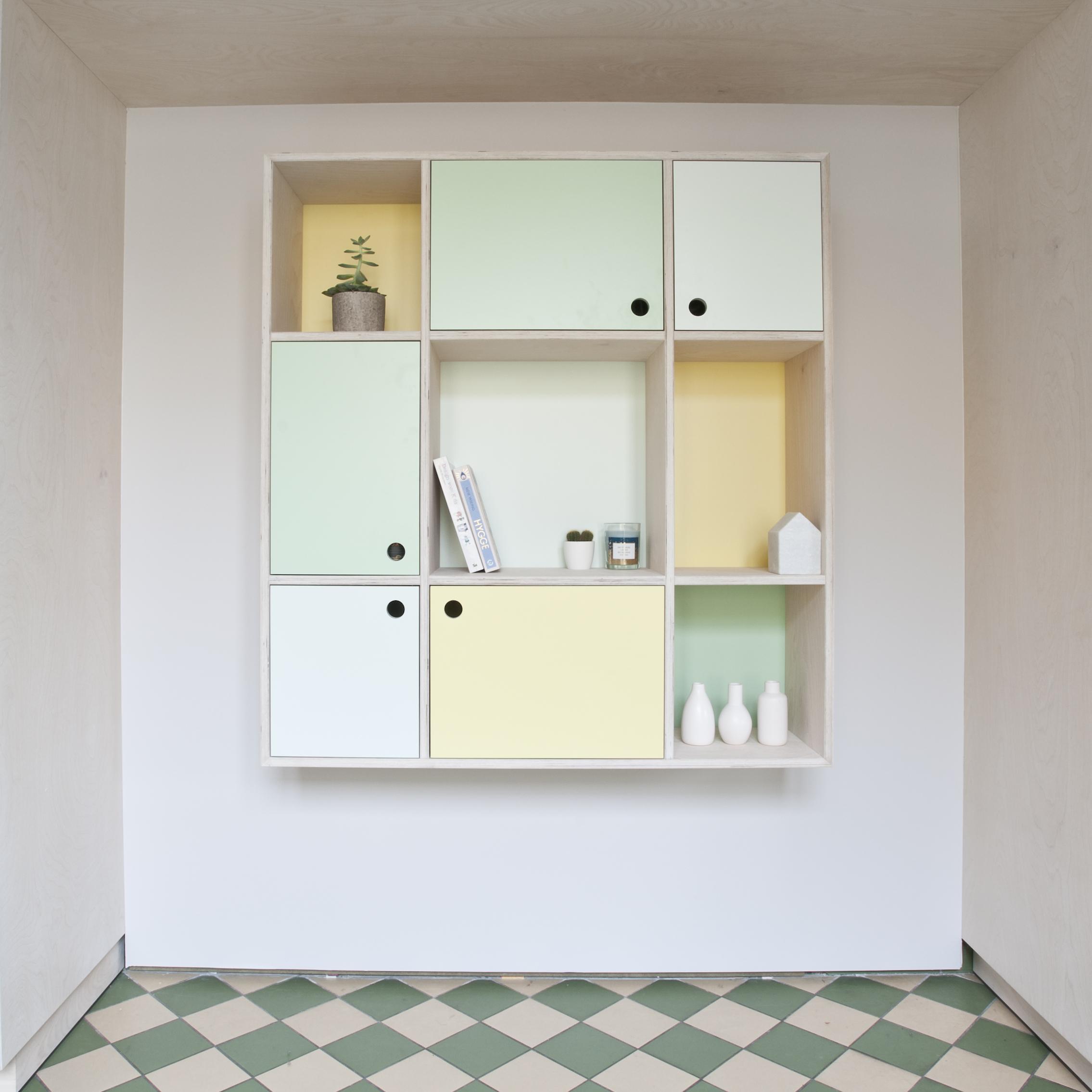 decoratie keukenkasten