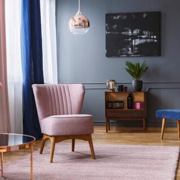 Accentmuur woonkamer: welke kleur en welke muur best kiezen